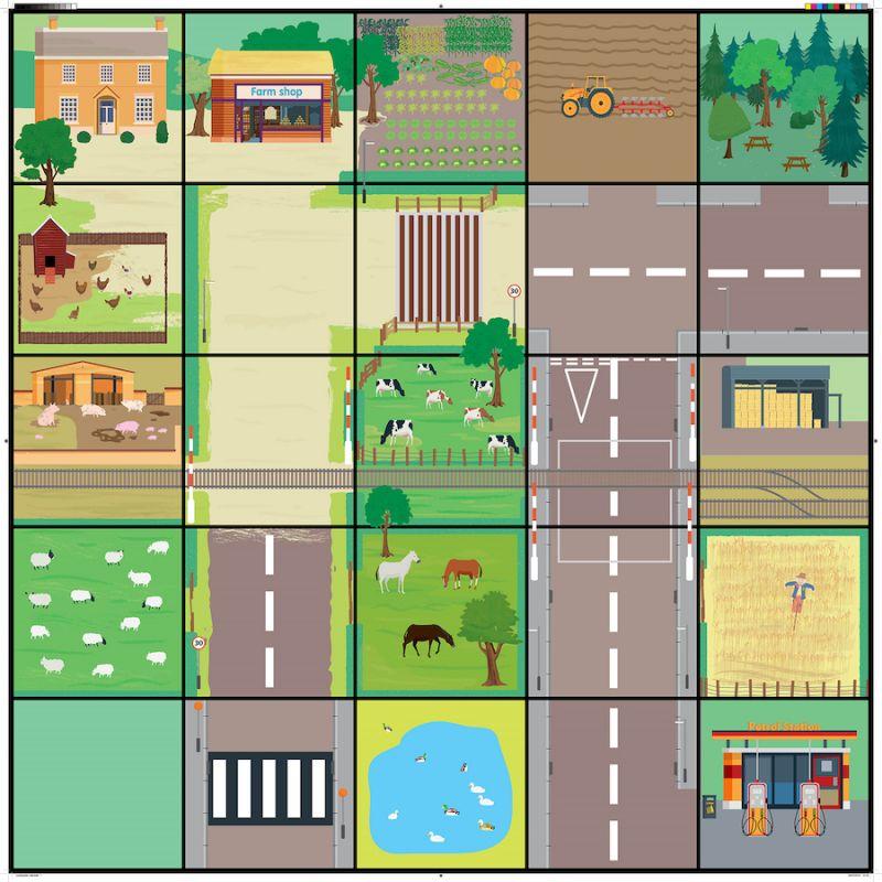 Pilsētas paklājs