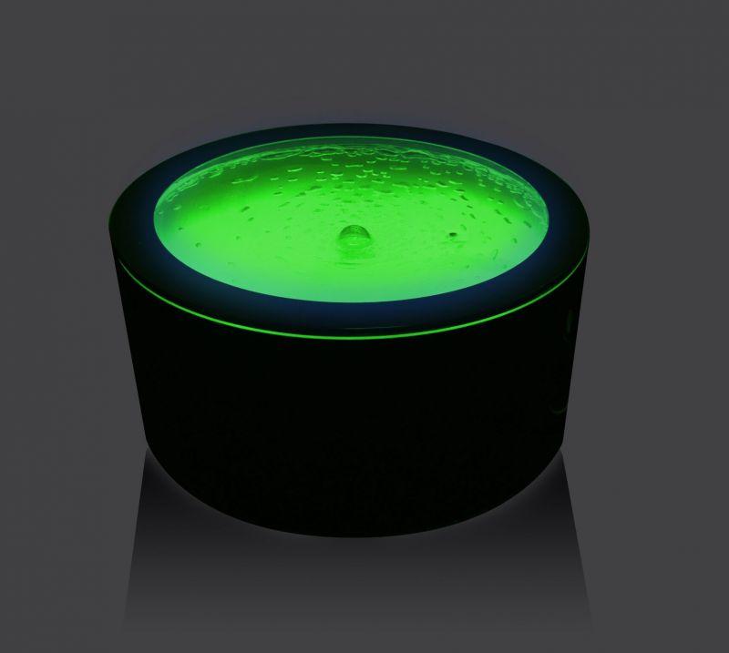 Apaļas sensoru burbuļu galds
