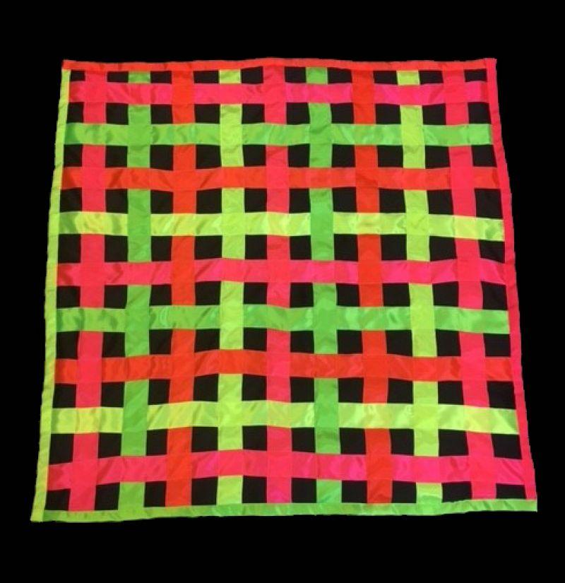 UV gaismas paklājs (tumšs)